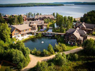 Source : Auberge du Lac Taureau