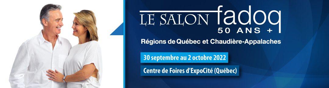Le Salon FADOQ 50 ans+